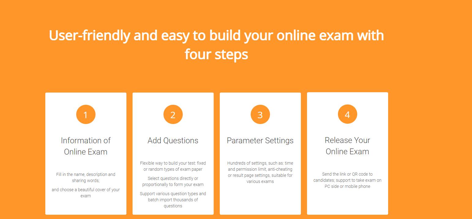 online custom quiz